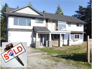 Photo 1: 21587 128TH Avenue in Maple Ridge: West Central House for sale : MLS®# V911327