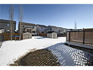 Photo 17: 113 COUGARSTONE Place SW in CALGARY: Cougar Ridge Residential Attached for sale (Calgary)  : MLS®# C3598233