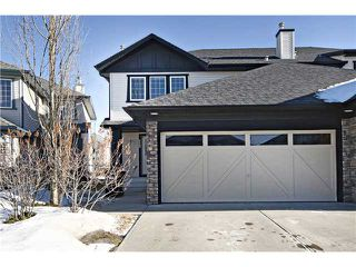 Photo 1: 113 COUGARSTONE Place SW in CALGARY: Cougar Ridge Residential Attached for sale (Calgary)  : MLS®# C3598233