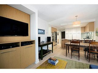 "Photo 6: 207 1680 W 4TH Avenue in Vancouver: False Creek Condo for sale in ""MANTRA"" (Vancouver West)  : MLS®# V1051197"