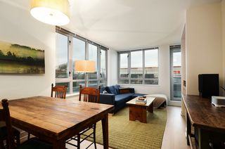 """Photo 2: 207 1680 W 4TH Avenue in Vancouver: False Creek Condo for sale in """"MANTRA"""" (Vancouver West)  : MLS®# V1051197"""