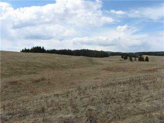 Photo 3: HWY # 1AND HWY # 68. in CALGARY: Rural Bighorn M.D. Rural Land for sale : MLS®# C3615909