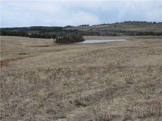 Photo 1: HWY # 1AND HWY # 68. in CALGARY: Rural Bighorn M.D. Rural Land for sale : MLS®# C3615909