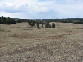 Photo 4: HWY # 1AND HWY # 68. in CALGARY: Rural Bighorn M.D. Rural Land for sale : MLS®# C3615909