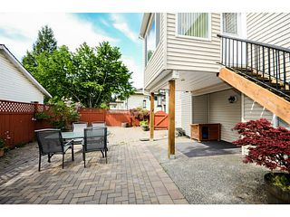 Photo 14: 3343 WELLINGTON Street in Port Coquitlam: Glenwood PQ House 1/2 Duplex for sale : MLS®# V1066787