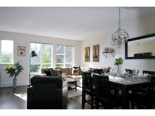 "Photo 5: 102 1480 SOUTHVIEW Street in Coquitlam: Burke Mountain Townhouse for sale in ""CEDAR CREEK NORTH"" : MLS®# V1088331"