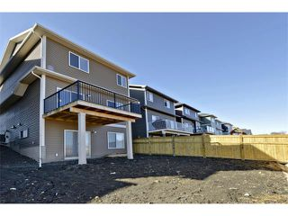 Photo 32: 140 FIRESIDE Place: Cochrane House for sale : MLS®# C4004650
