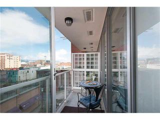 """Photo 8: 605 550 TAYLOR Street in Vancouver: Downtown VW Condo for sale in """"THE TAYLOR"""" (Vancouver West)  : MLS®# V1115432"""