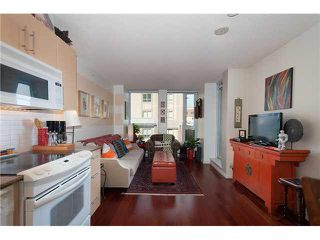 """Photo 6: 605 550 TAYLOR Street in Vancouver: Downtown VW Condo for sale in """"THE TAYLOR"""" (Vancouver West)  : MLS®# V1115432"""