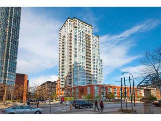 """Photo 1: 605 550 TAYLOR Street in Vancouver: Downtown VW Condo for sale in """"THE TAYLOR"""" (Vancouver West)  : MLS®# V1115432"""