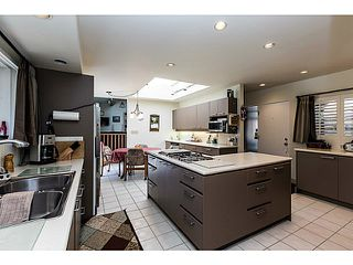 Photo 7: 109 COLLEGE CRT Court in New Westminster: Queens Park House for sale : MLS®# V1116800