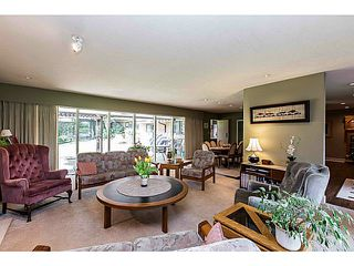 Photo 3: 109 COLLEGE CRT Court in New Westminster: Queens Park House for sale : MLS®# V1116800
