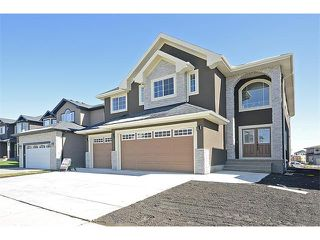 Photo 2: 408 KINNIBURGH Boulevard: Chestermere House for sale : MLS®# C4010525