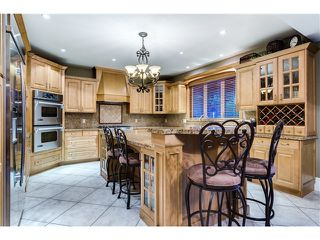 Photo 7: 1713 HAMPTON Drive in Coquitlam: Westwood Plateau House for sale : MLS®# V1131601