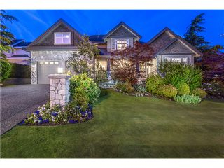 Main Photo: 1713 HAMPTON Drive in Coquitlam: Westwood Plateau House for sale : MLS®# V1131601