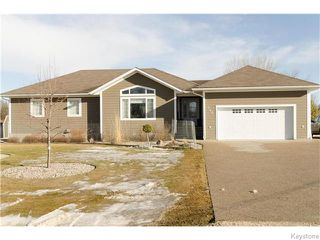 Photo 1: 345 Hatfield Avenue in Headingley: Headingley South Residential for sale (South Winnipeg)  : MLS®# 1605782