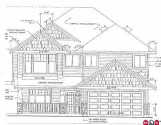 """Main Photo: 33039 BOOTHBY AV in Mission: Mission BC House for sale in """"CEDAR VALLEY ESTATES"""" : MLS®# F2510744"""