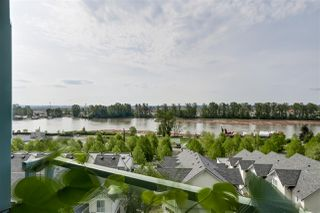 "Photo 10: 807 2733 CHANDLERY Place in Vancouver: Fraserview VE Condo for sale in ""RIVERDANCE"" (Vancouver East)  : MLS®# R2061726"