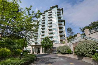 "Photo 1: 807 2733 CHANDLERY Place in Vancouver: Fraserview VE Condo for sale in ""RIVERDANCE"" (Vancouver East)  : MLS®# R2061726"