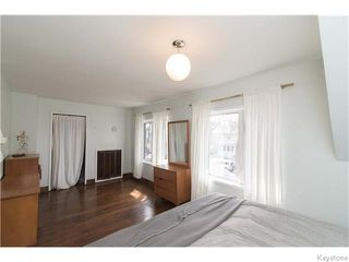 Photo 12: 595 Sherburn Street in Winnipeg: West End / Wolseley Residential for sale (West Winnipeg)  : MLS®# 1610978