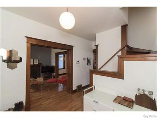 Photo 3: 595 Sherburn Street in Winnipeg: West End / Wolseley Residential for sale (West Winnipeg)  : MLS®# 1610978