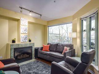 """Photo 5: 202 3673 W 11TH Avenue in Vancouver: Kitsilano Condo for sale in """"ALMA COURT"""" (Vancouver West)  : MLS®# R2068464"""
