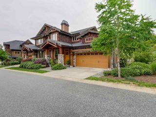 "Photo 1: 56 24185 106B Avenue in Maple Ridge: Albion Townhouse for sale in ""TRAILS EDGE"" : MLS®# R2080075"