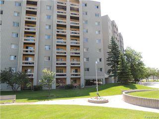 Photo 1: 3030 Pembina Highway in Winnipeg: Fort Garry / Whyte Ridge / St Norbert Condominium for sale (South Winnipeg)  : MLS®# 1617084