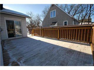 Photo 15: 27 Harrowby Avenue in Winnipeg: St Vital Residential for sale (2D)  : MLS®# 1701710