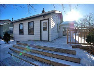 Photo 14: 27 Harrowby Avenue in Winnipeg: St Vital Residential for sale (2D)  : MLS®# 1701710