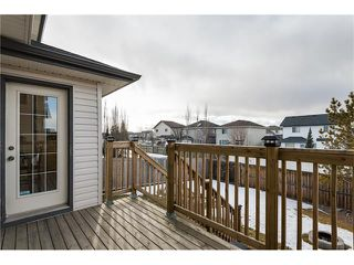 Photo 28: 1718 THORBURN Drive SE: Airdrie House for sale : MLS®# C4096360