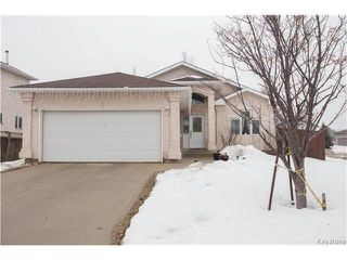 Photo 1: 3 Kendale Drive in Winnipeg: Richmond West Residential for sale (1S)  : MLS®# 1704530