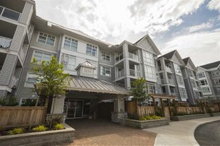 "Photo 1: 205 3148 ST JOHNS Street in Port Moody: Port Moody Centre Condo for sale in ""SONRISA"" : MLS®# R2171149"