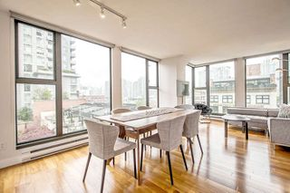 Photo 3: 605 1155 HOMER STREET in Vancouver: Yaletown Condo for sale (Vancouver West)  : MLS®# R2176454