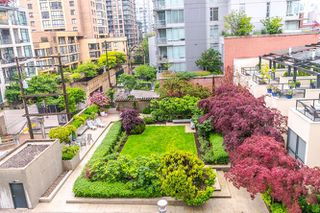 Photo 8: 605 1155 HOMER STREET in Vancouver: Yaletown Condo for sale (Vancouver West)  : MLS®# R2176454