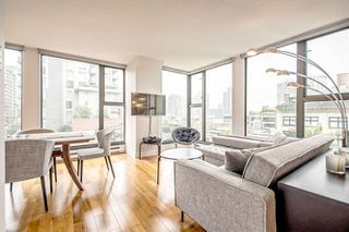 Photo 2: 605 1155 HOMER STREET in Vancouver: Yaletown Condo for sale (Vancouver West)  : MLS®# R2176454