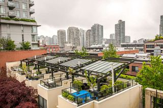 Photo 10: 605 1155 HOMER STREET in Vancouver: Yaletown Condo for sale (Vancouver West)  : MLS®# R2176454