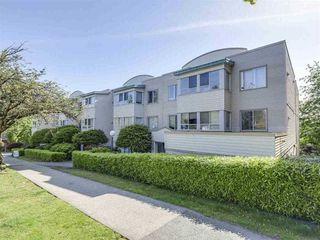 "Photo 1: 206 3624 FRASER Street in Vancouver: Fraser VE Condo for sale in ""THE TRAFALGAR"" (Vancouver East)  : MLS®# R2191247"