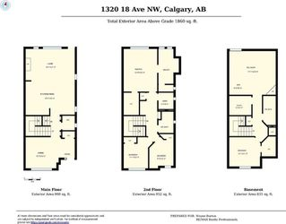 Photo 28: 1320 18 Avenue NW in Calgary: Capitol Hill House for sale : MLS®# C4131238