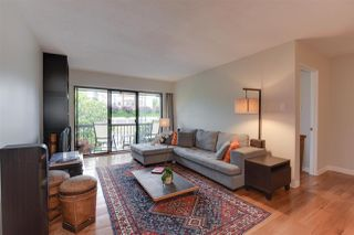 Photo 2: 208 3787 W 4TH AVENUE in Vancouver: Kitsilano Condo for sale (Vancouver West)  : MLS®# R2191070