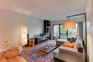 Photo 1: 208 3787 W 4TH AVENUE in Vancouver: Kitsilano Condo for sale (Vancouver West)  : MLS®# R2191070