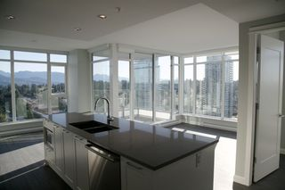 "Main Photo: 2107 520 COMO LAKE Avenue in Coquitlam: Coquitlam West Condo for sale in ""THE CROWN"" : MLS®# R2206369"