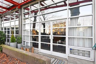 """Photo 2: 122 350 E 2ND Avenue in Vancouver: Mount Pleasant VE Condo for sale in """"MAINSPACE"""" (Vancouver East)  : MLS®# R2241675"""