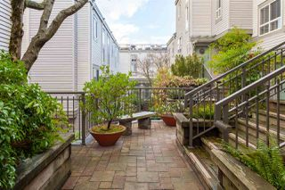 "Photo 17: 23 2375 W BROADWAY in Vancouver: Kitsilano Townhouse for sale in ""TALIESON"" (Vancouver West)  : MLS®# R2246815"