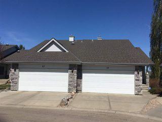 Main Photo: 41 330 GALBRAITH Close in Edmonton: Zone 58 House Half Duplex for sale : MLS®# E4100359