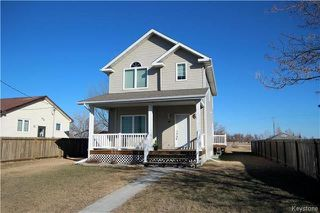 Photo 1: 16 Railway Avenue in Sanford: RM of MacDonald Residential for sale (R08)  : MLS®# 1809986