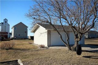 Photo 17: 16 Railway Avenue in Sanford: RM of MacDonald Residential for sale (R08)  : MLS®# 1809986
