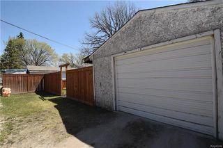 Photo 16: 19 Sherwood Place in Winnipeg: St Vital Residential for sale (2D)  : MLS®# 1812341
