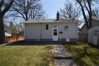 Photo 18: 19 Sherwood Place in Winnipeg: St Vital Residential for sale (2D)  : MLS®# 1812341