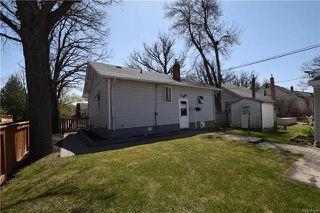 Photo 15: 19 Sherwood Place in Winnipeg: St Vital Residential for sale (2D)  : MLS®# 1812341